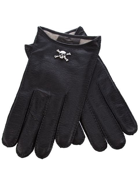 7d8a2133f34 Vivienne Westwood Cropped Gloves - - Farfetch.com