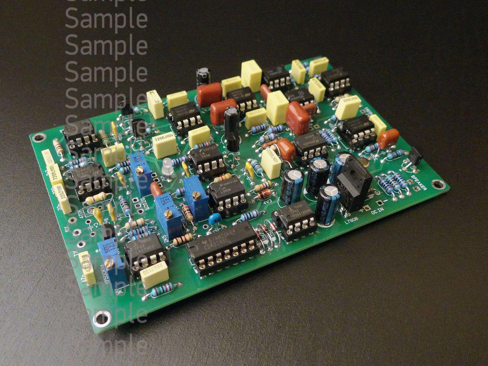 Metal Detector Tesoro Lobo Diy Only Pcb 1pc 765573987522 Ebay