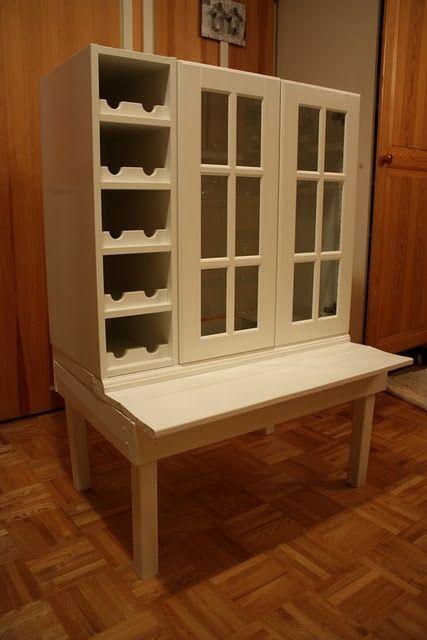 Whisky Cabinet House Ikea Furniture Hacks Ikea