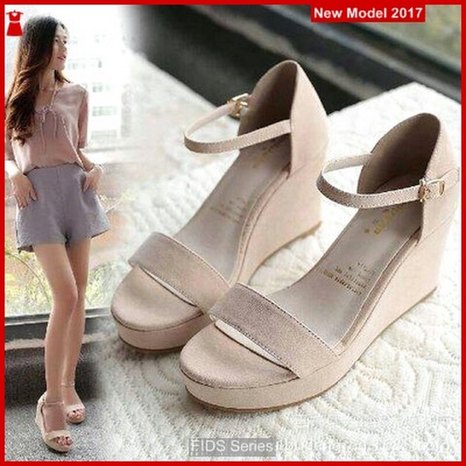 Fids041 Sepatu Wanita Sandal Wedges Donatello Bmgshop Jpg 1600