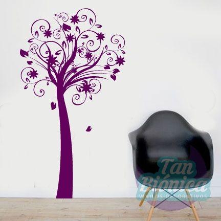 Flora 8 – TANBIONICA® | Vinilos Decorativos