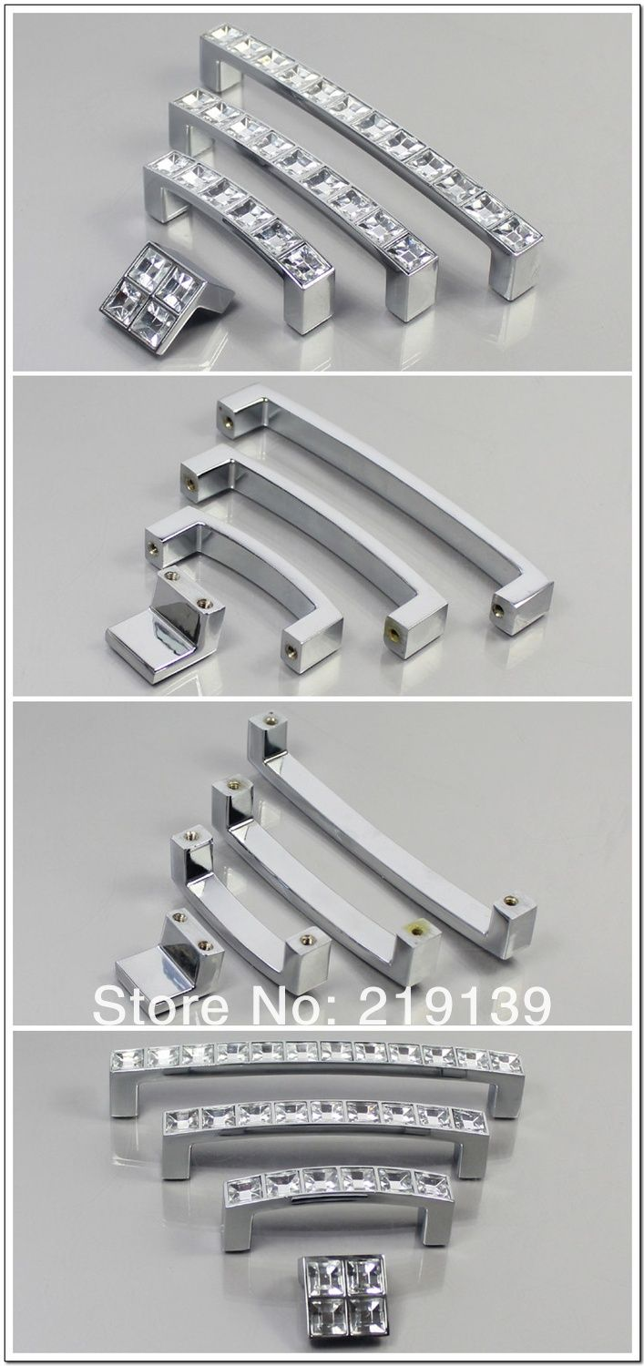 Crystal Cabinet Handle-9017.jpg | For the Home | Pinterest | Pull ...