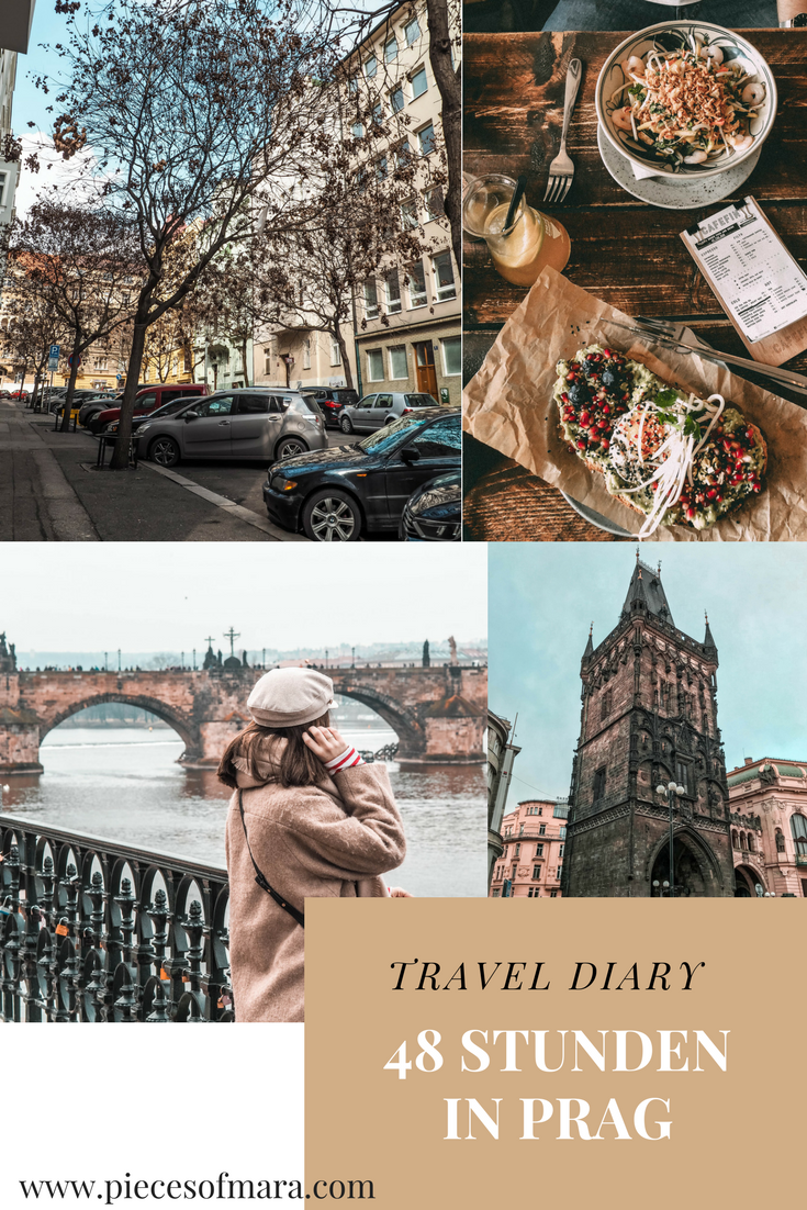 48 Stunden in Prag - Travel Diary #aroundtheworldtrips