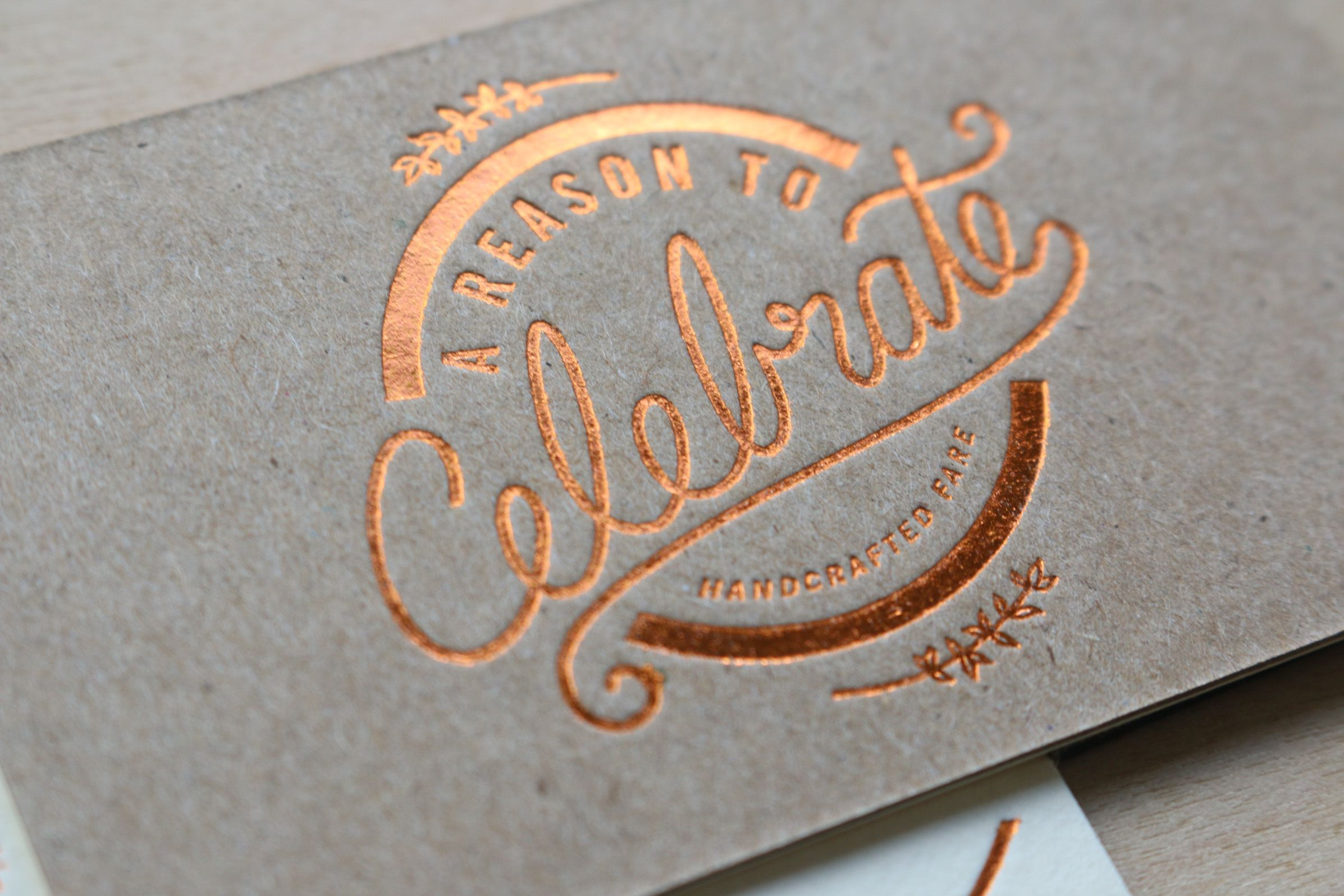 Foil Stamping Is A Special Kind Of Printing Procedure Where