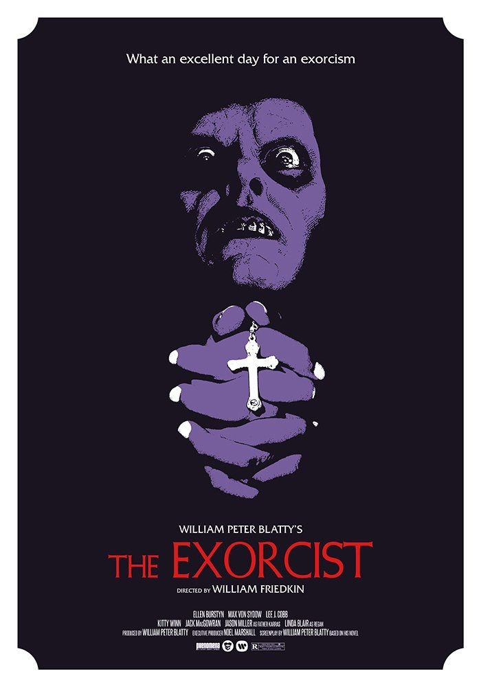The Exorcist (1973) Extended Cut (Hindi + English) Dual Audio Blu-ray 480p 720p x264