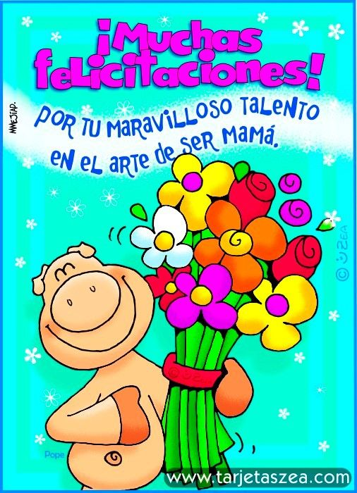 Imágenes Del Día De La Madre Con Frases Bonitas De