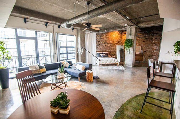 20 der geräumigsten StudioApartmentIdeen apartment