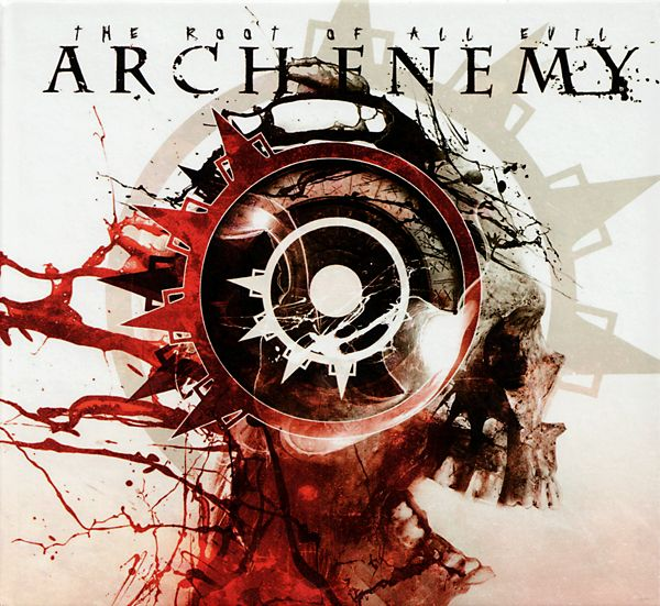 Arch Enemy 2009 The Root Of All Evil With Images Arch