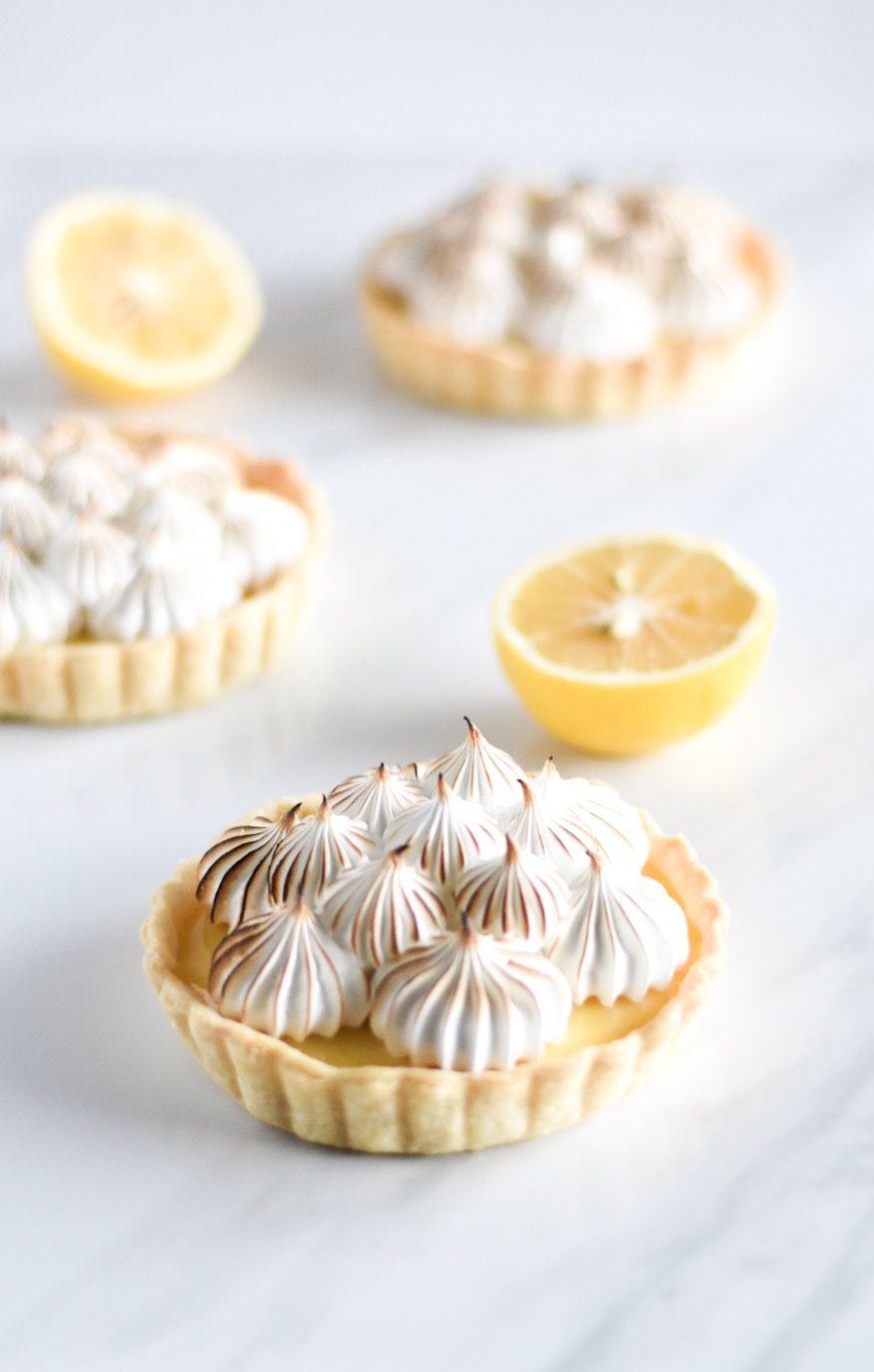 Lemon Meringue Tart #lemonmeringuepie