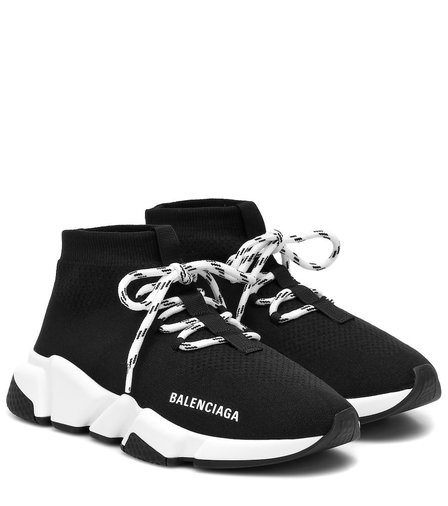 Balenciaga Speed Lace Up Sneakers Balenciaga Shoes In 2020