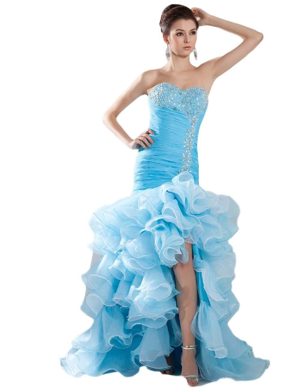Oyisha womenus hilow beaded prom dress mermaid homecoming gowns