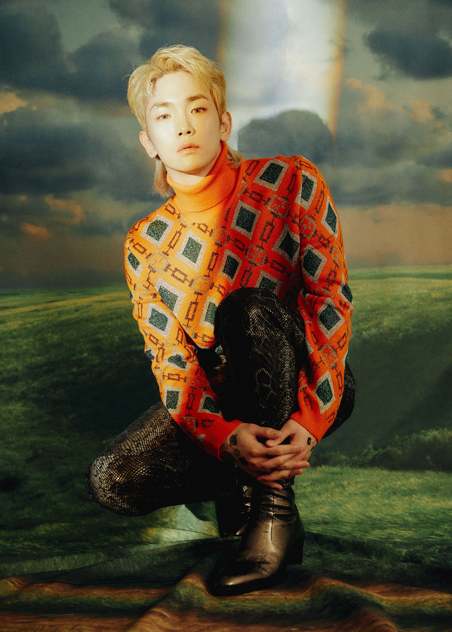 SHINee Key (SM Entertainment) presents a rich musical gift with its