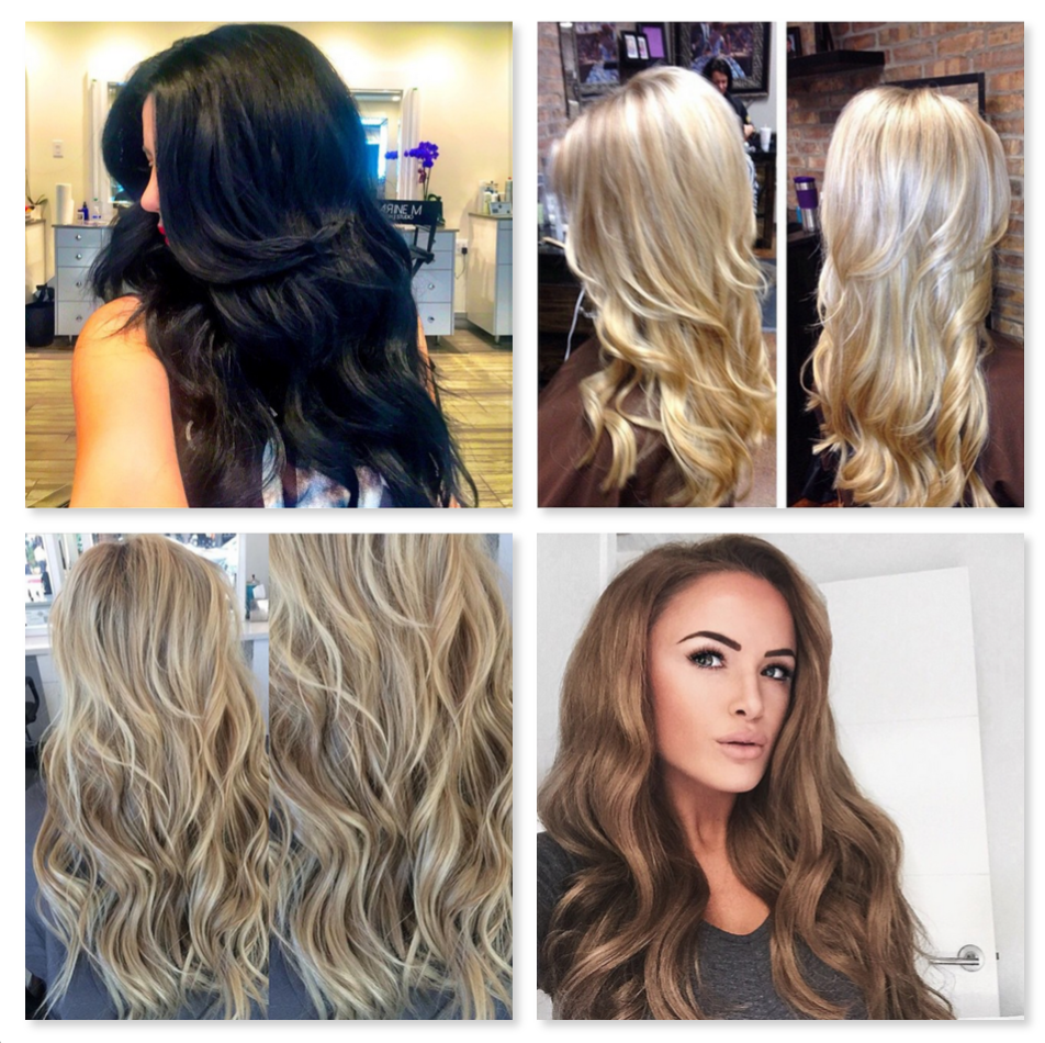 Ive Finally Found The Best Clip In Hair Extensions Beforeafters