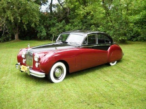 1952 Jaguar MK VII   Jaguar, Cars trucks, Classic cars