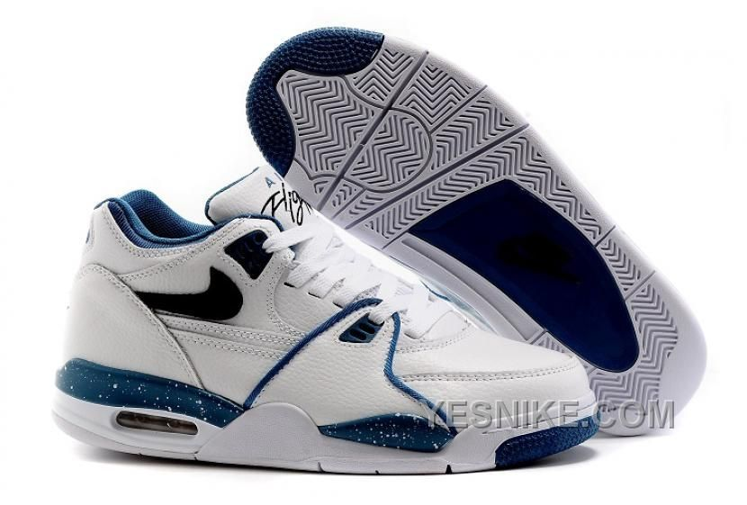 "731387389741 Buy Nike Air Flight ""Obsidian Blue"" White Dark Obsidian-Brigade Blue Shoes  Discount from Reliable Nike Air Flight ""Obsidian Blue"" White Dark ..."