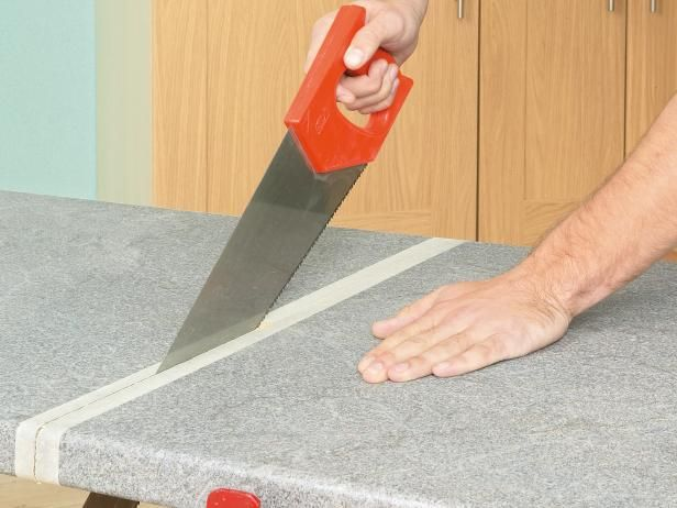 How To Install A Granite Kitchen Countertop Laminate Countertops