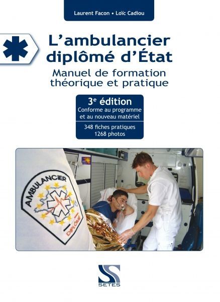 L Ambulancier Diplome D Etat Manuel De Formation Books Pdf Books Ebook Pdf