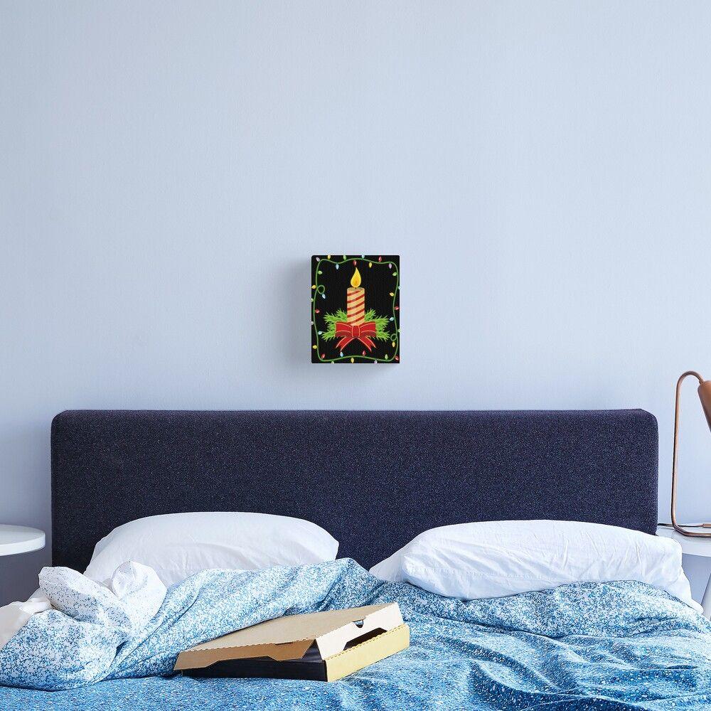 OMG Santa Coming Canvas Print Canvas prints, Canvas