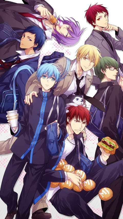 Kuroko no basket kuroko no kuroko no basket voltagebd Gallery