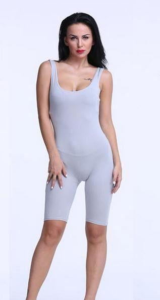 e3de8e78495b Fashion Plus Size Jumpsuits Women Summer Short Pants Backless Bodysuit Jumpsuits  Rompers Rompers Womens Tight Jumpsuit ASJU10000