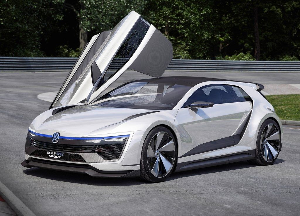 Volkswagen Golf GTE Sport l'hybride rechargeable aux 400