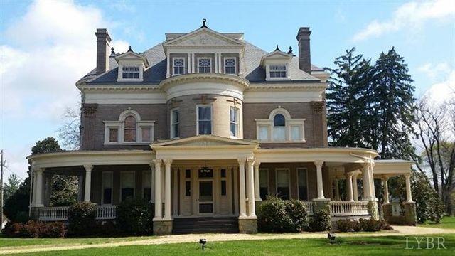 2024 Rivermont Ave Lynchburg Va Virginia House Home