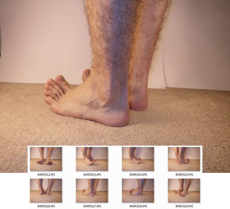 Male Barefoot - Feet - Art Reference - | Anatomy - Feet | Pinterest ...