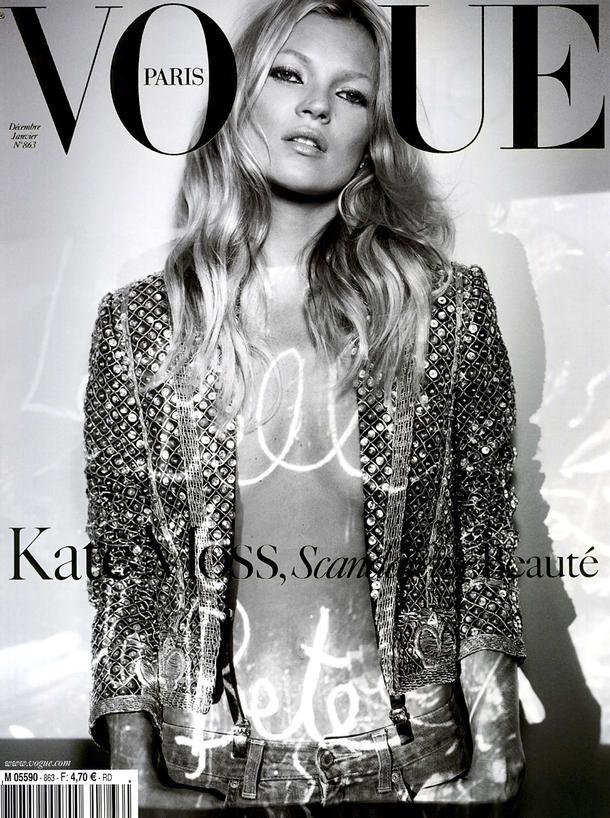 Kate Moss - Photo - Fashion Model