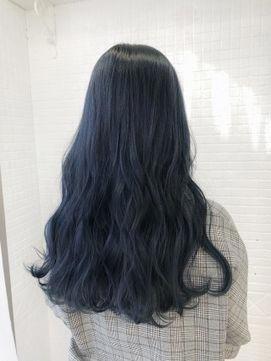 Photo of Иссиня черный оттенок волос