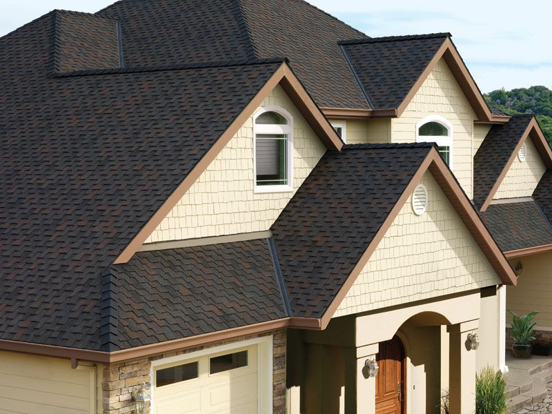 Gaf Grand Canyon Shingle Photo Gallery Residential Roofing Commercial Flat Roof Roof Design