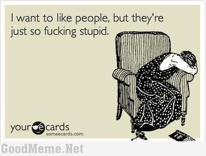 stupid people quotes - Google Search