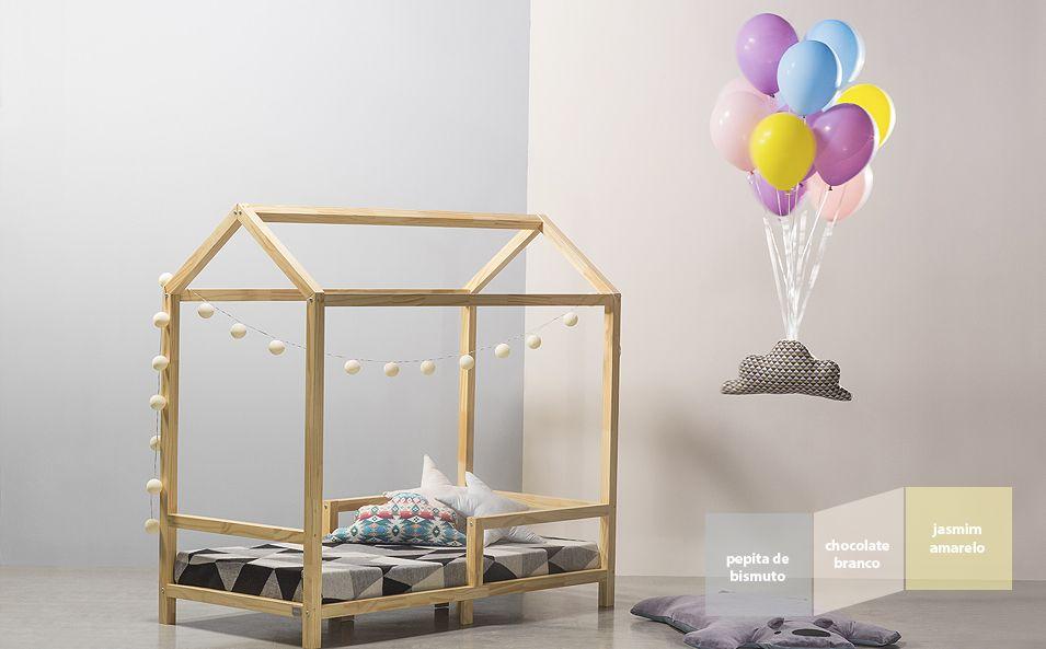 Tintas Suvinil Decoração Quartos De Bebês Sua Casa Seu Orgulho