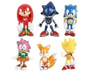 """Sonic The Hedgehog Tails Figures 2.5/"""""""