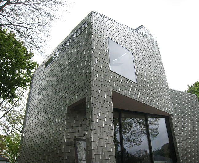 Best Reinke Shakes Shingles Aluminum Shingles Architectural 400 x 300