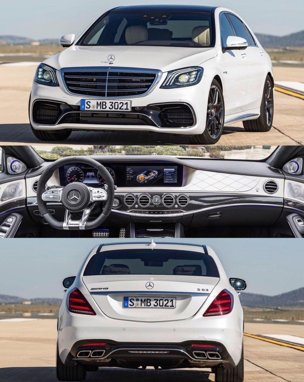 All-new 2018 Mercedes-Benz S-class facelift update.