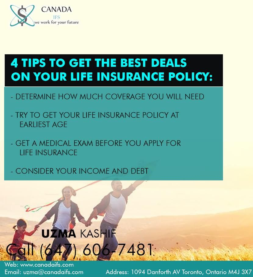 4 Important Tips To Get The Best Life Insurance Policy By Canada