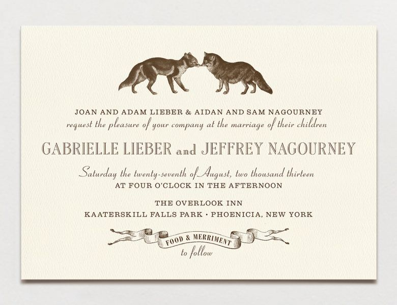 wedding invitation wording formal modern fun rsvp pinterest