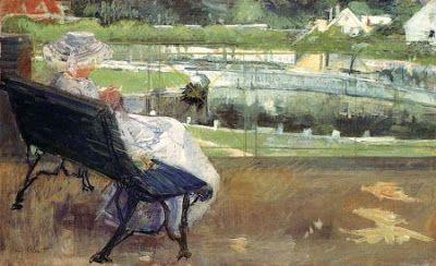 El Crochet En La Pintura Y Iii Mary Cassatt Pinturas Pintor
