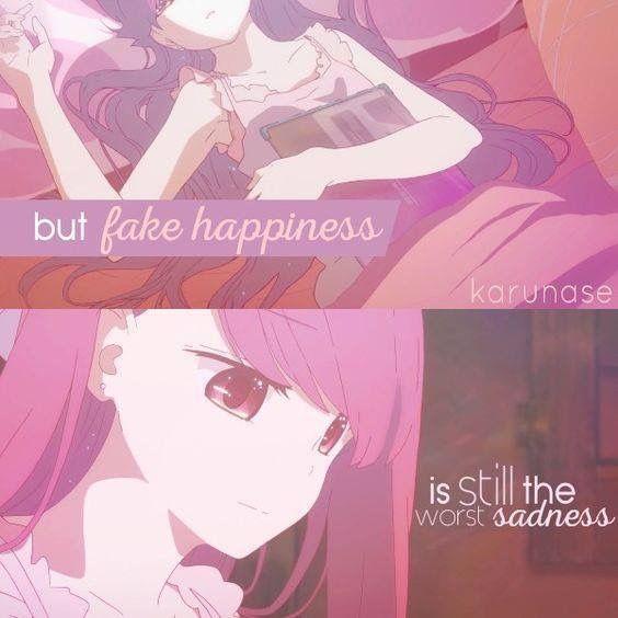Pin by Akira Yama on Pic | Pinterest | Anime, Sad anime quotes and ...