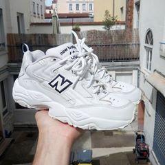 new balance femme blanche 608