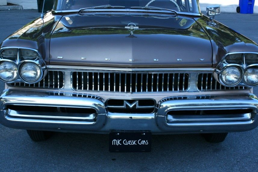 1957 Mercury Monterey | MJC Classic Cars | Pristine Classic Cars For ...