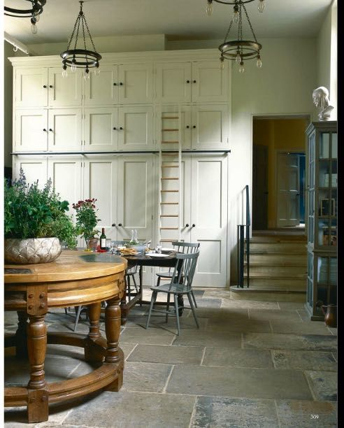 Grand Designs Kitchens: This Kitchen Is In Stud House At Hampton Court. I Think It