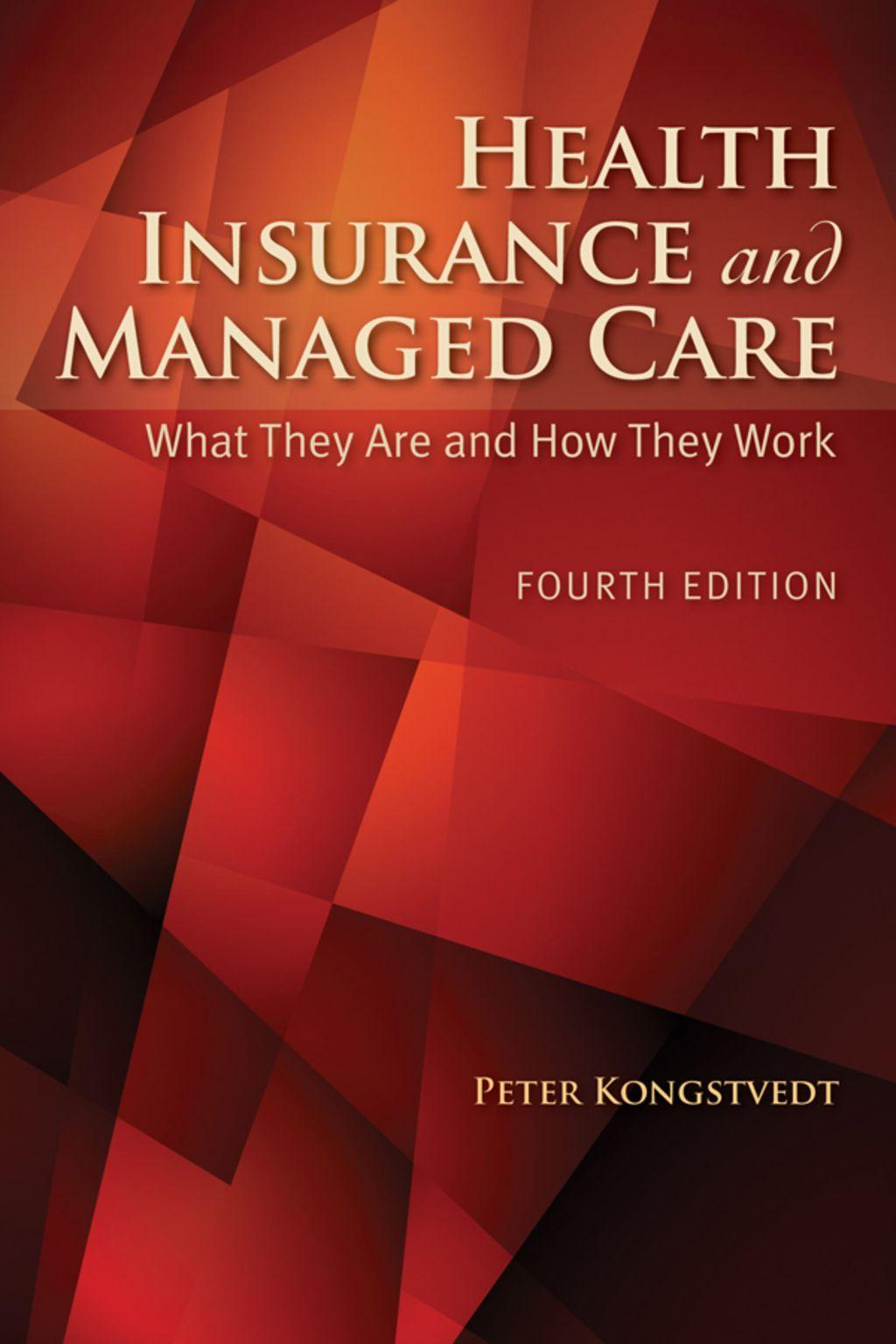 Health Insurance And Managed Care Ebook Rental Cigna Health