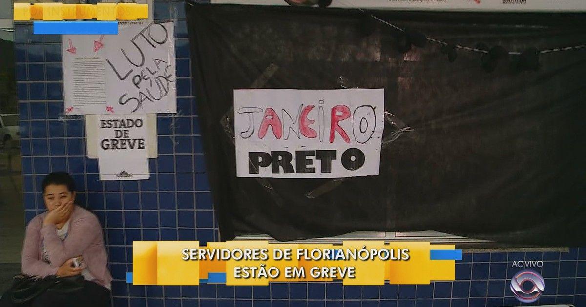 #Saúde é o serviço mais afetado com a greve dos servidores de Florianópolis - Globo.com: Globo.com Saúde é o serviço mais afetado com a…