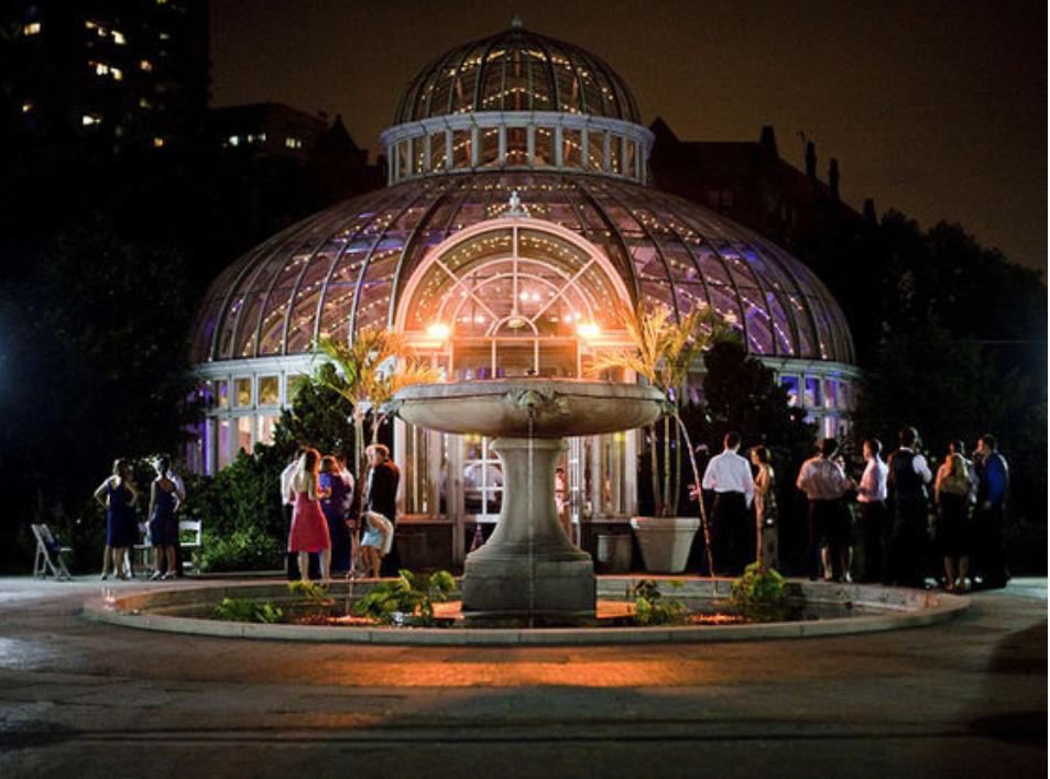 The Brooklyn Botanical Gardens in Brooklyn NY! Long Island