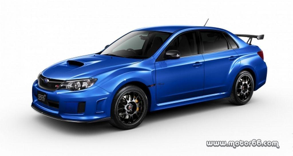 Subaru Impreza WRX STI tS Type RA, en azul | Cars | Pinterest ...