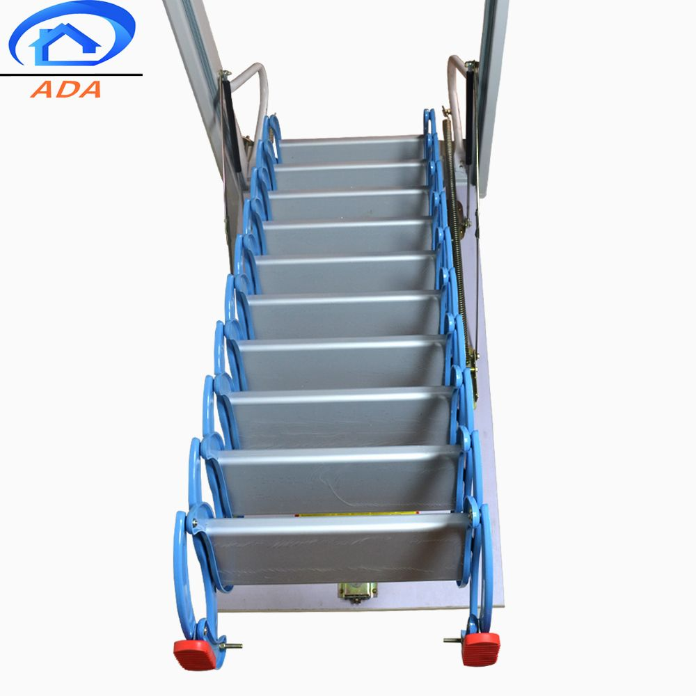 Hydraulic Stairs Roof Access Ladder Stairs Loft Ladder