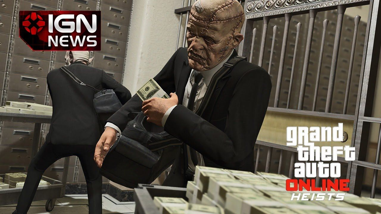 Rockstar Issues Statement Regarding GTA Online Issues - IGN