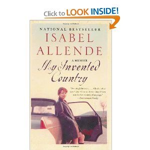 My Invented Country: A Memoir: Isabel Allende, Margaret Sayers Peden: 9780060545673: Amazon.com: Books