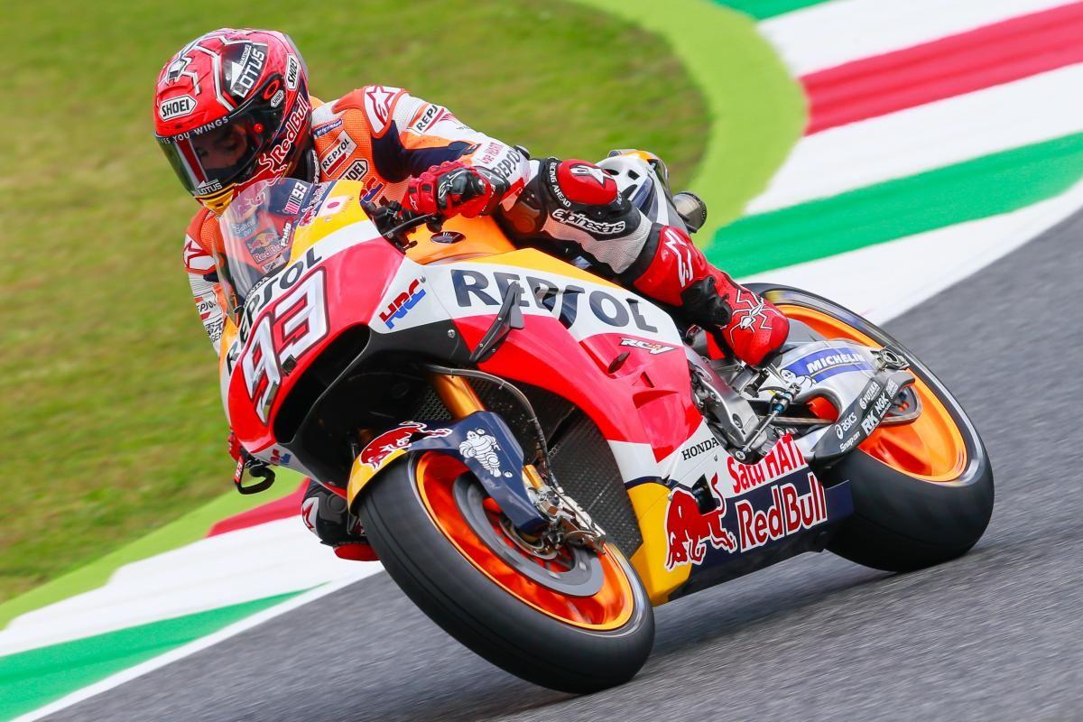 Márquez : « Mes sensations sont meilleures que le résultat »  #Honda #MarcMarquez #Motogp